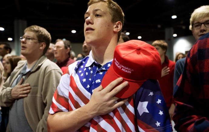 Do you know that Trump supporters are more extreme than Trump?