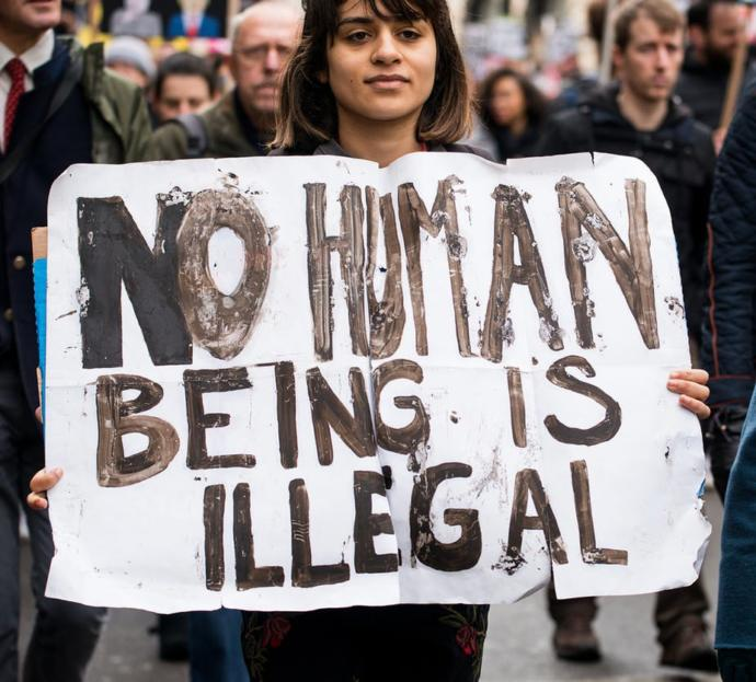 Why are liberals obsess with loving foreigners and immigrants (often times care more for foreigners over their own native country man and woman)?