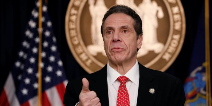 Hasnt NY Gov. Cuomo been shown much better leadership during the coronavirus than national leaders?