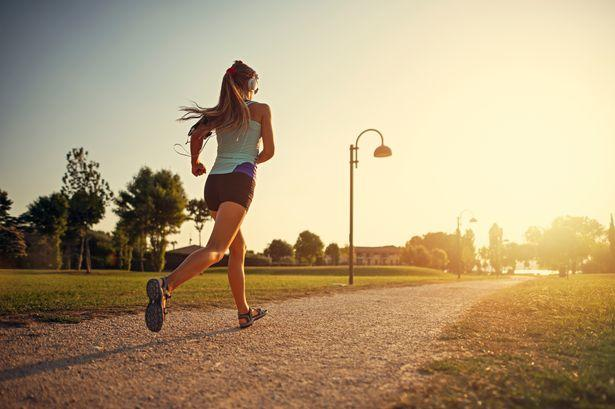 Do you believe running is the ultimate sport?