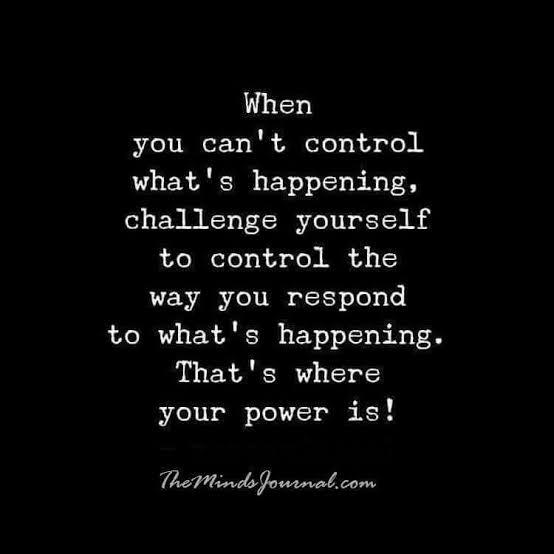 What are your tricks to build Self-Control?