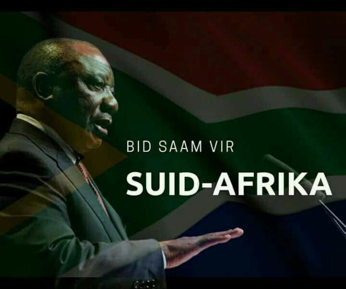 LOCKDOWN - South Africa?