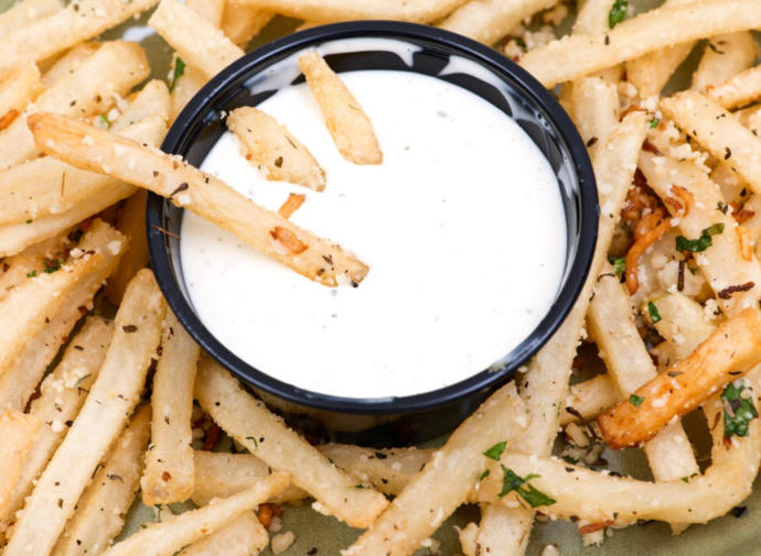 What do you put on your fries?
