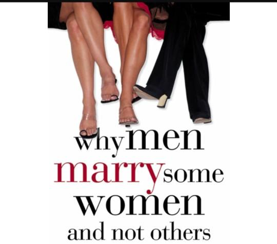 Why Men Marry Some Woman and Not Others?