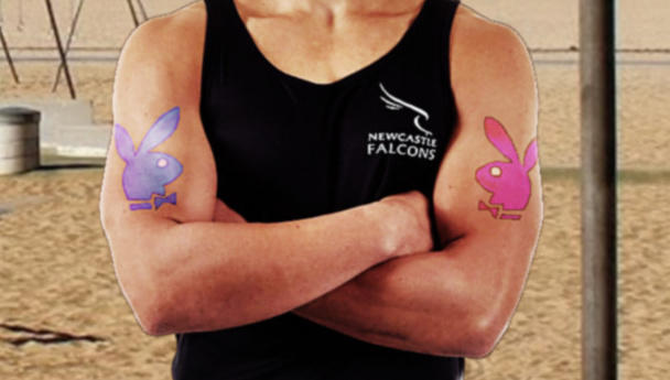 Girls, what would you think of guys who wear the Playboy logo?