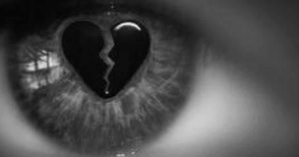 Heart pays the price for the mistake of eyes. Broken hearts agree?