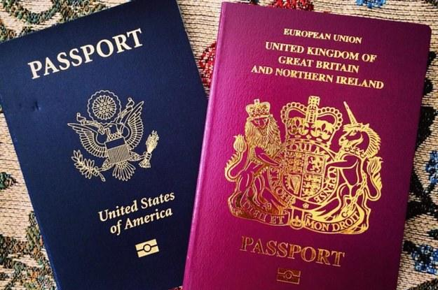 Would you ever consider getting dual citizenship?