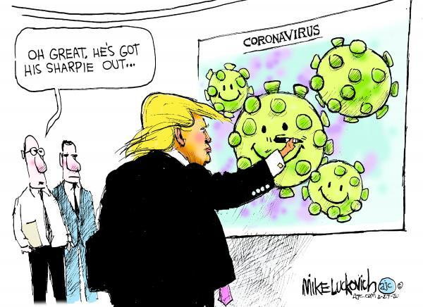 Isnt it great that Trumps company wont get a dime from the government bailout?