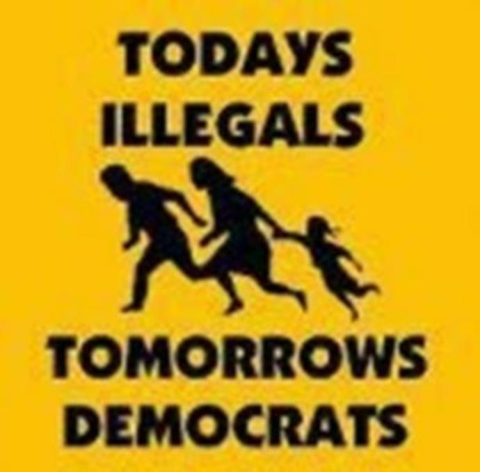 How long do you think it will be before the left tries to legalize illegal immigrants voting for them?