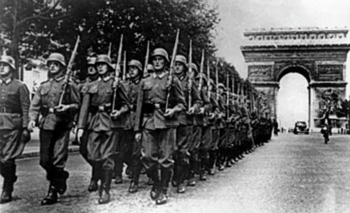 In your opinion why France lost the second world war?