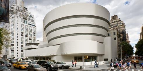 Why is Frank Gehry glorified in the same breath as Frank Lloyd Wright?