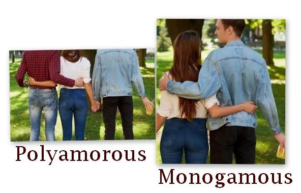 Would you prefer to be monogamous OR polyamorous?