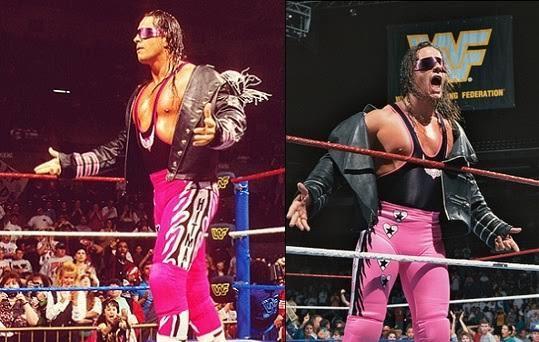 Do you think Brett Hart Hitman best wrestler in 90s?