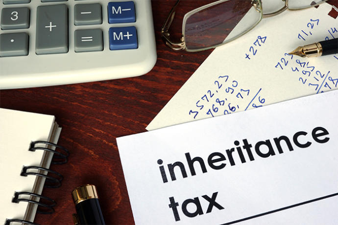 Do you agree that inheritance tax is criminal and just plain wrong?