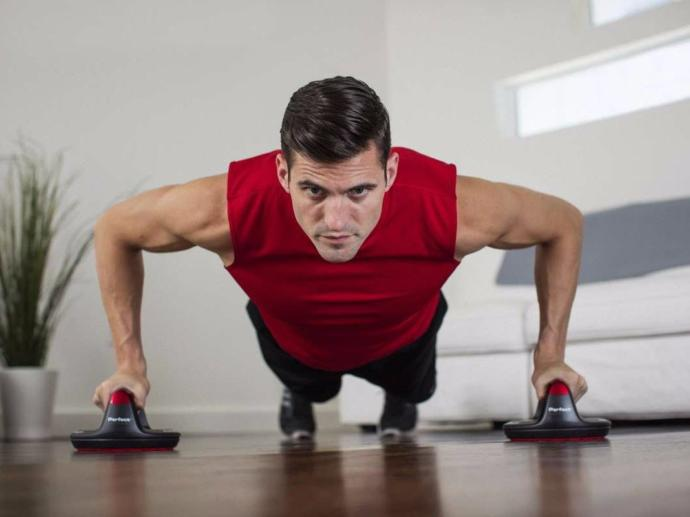 Why can't I do push-ups?