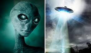 Do you believe in aliens, UFOs and all of that extraterrestrial stuff?