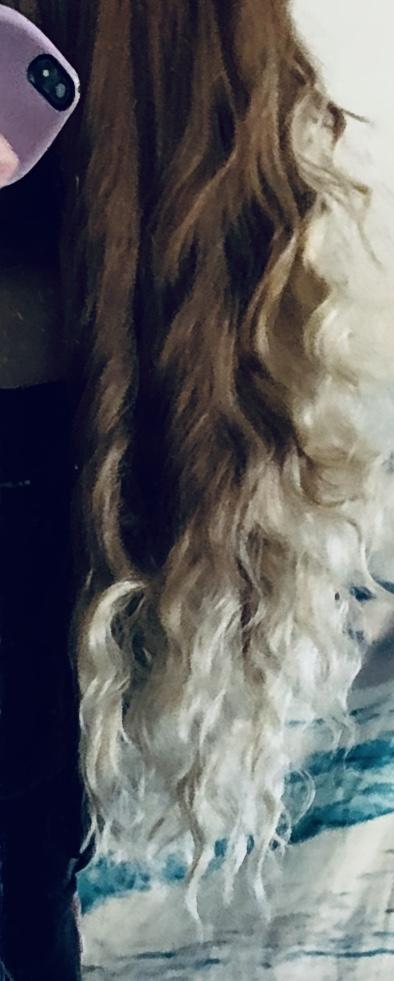 Mixed Dirty brown/Dirty blond wig~ thoughts?
