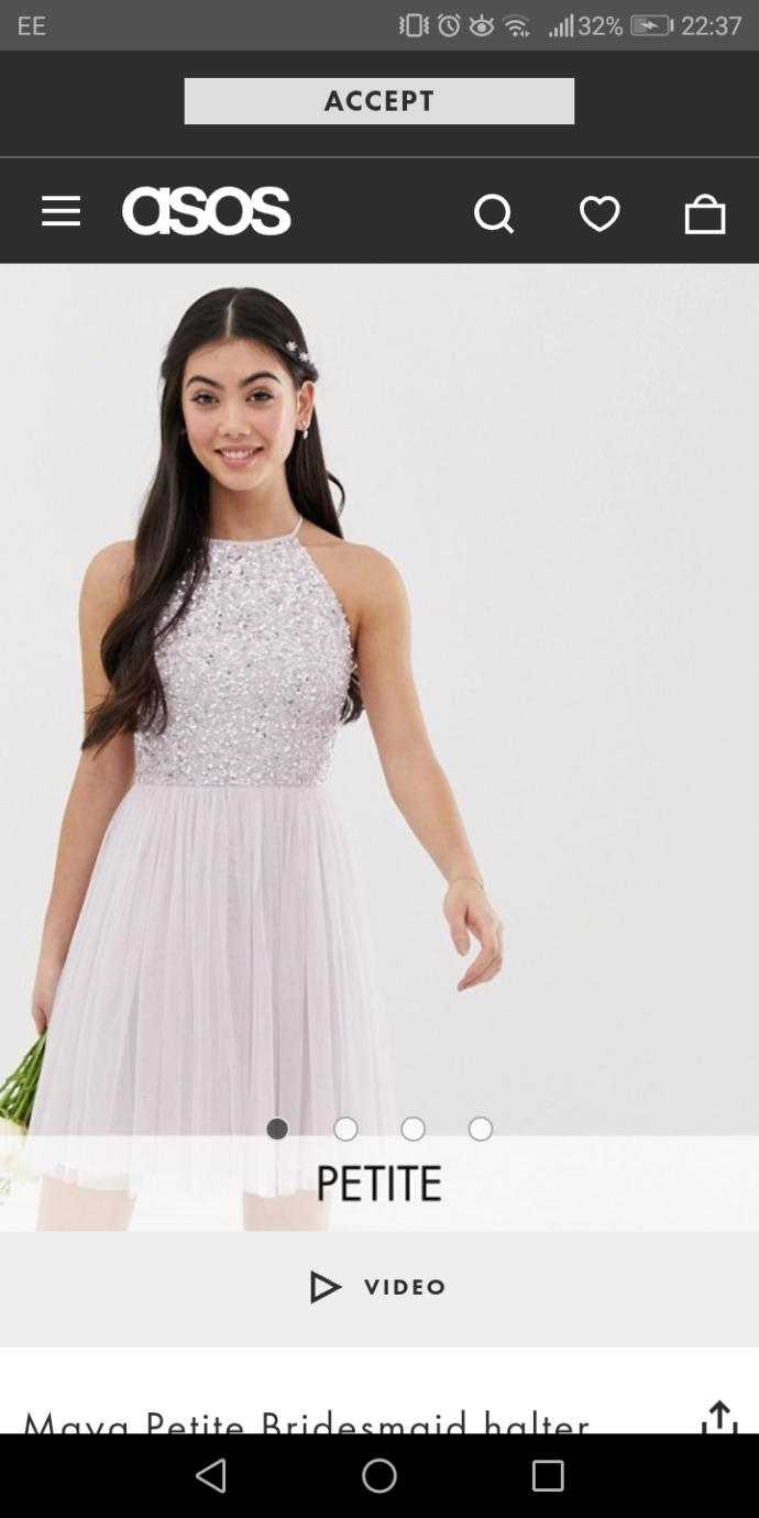What do you think of this dress Ive ordered for my cousins wedding?