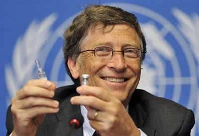 What are your views on ID2020 as proposed by Bill Gate.. personally I don't think it's good idea?