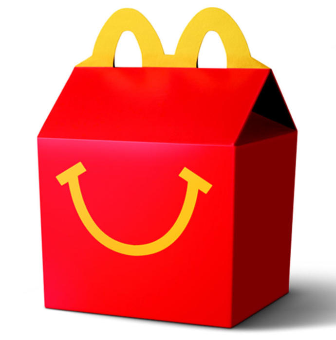 Happy Meals For Adults