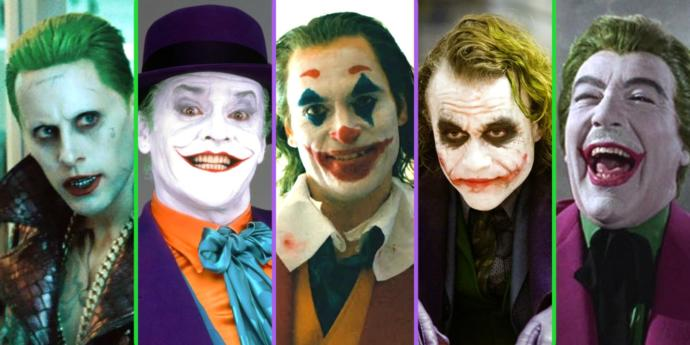 Who is Your Favorite Clown?
