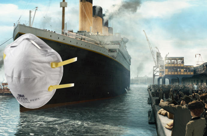 Whos ready to for Titanic Day?