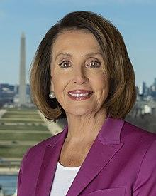 How would you best describe Nancy Pelosi in 3 words? Is your opinion of her positive or negative?