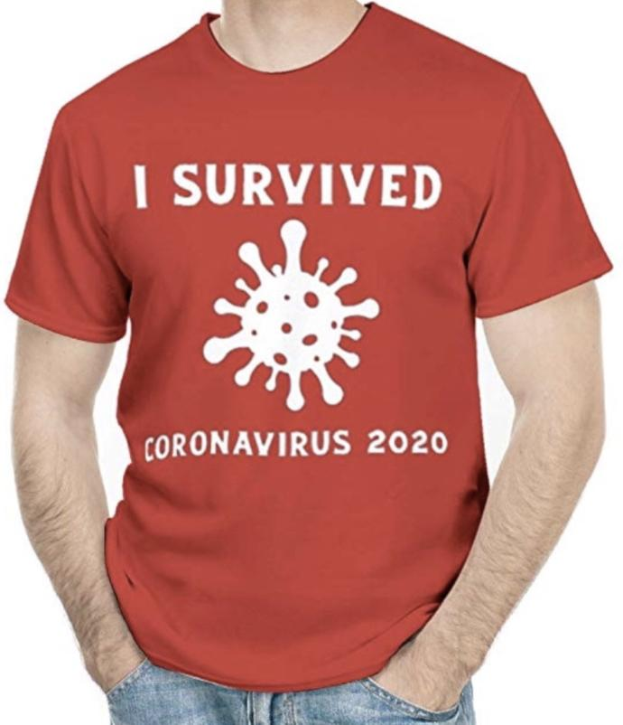 Would You Buy A Shirt Like When The Pandemic Is Over?