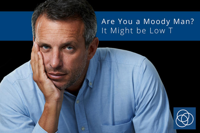 Guys, How many of you males are moody, have mood swings?