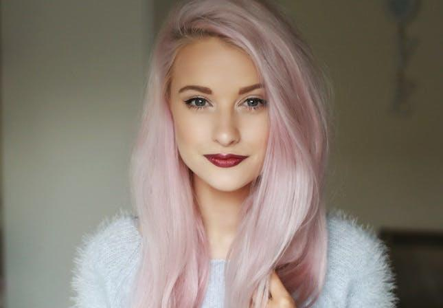 What do you think of vibrantly coloured hair on girls?