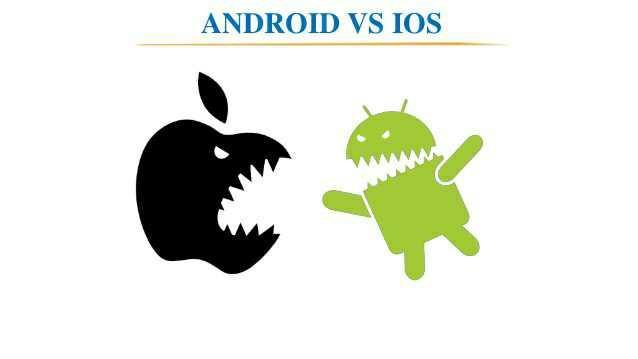 IOS versus Android?