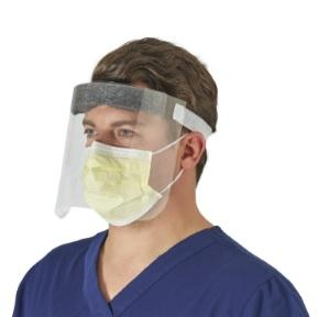 What have you been covering your face with during this pandemic?