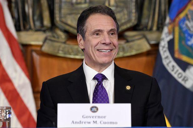 Who else caught feelings for Andrew Cuomo NY Governor?