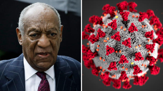 How would you feel about Bill Cosby securing his early release from prison, to save him from the coronavirus?