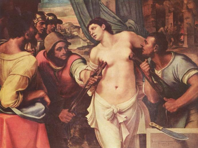 Why are men praised and women downgraded since antiquity till this very day?