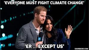 Should we throw a Boston style tea party in L. A. for Meghan and Harry Windsor and deport Harry?