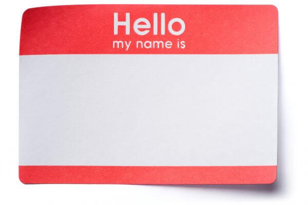 What would you do if you really hate your real name?