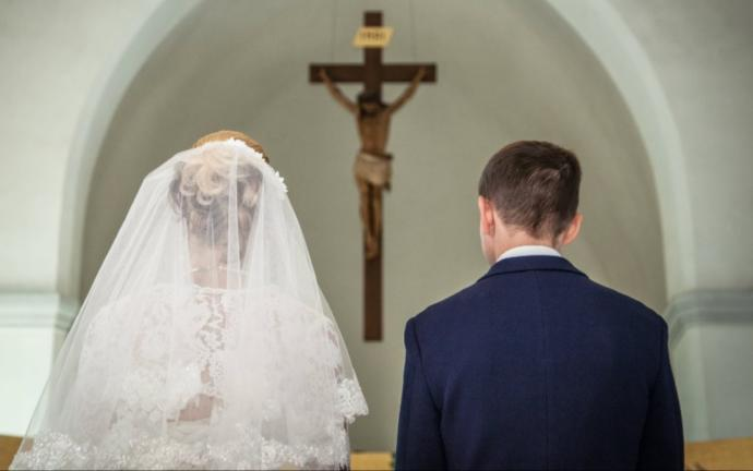 Do you consider a real marriage to be a holy sacred union between a man and a woman blessed by god?