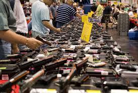 Have you ever been to a gun show?