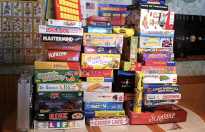 What's your favorite board game?