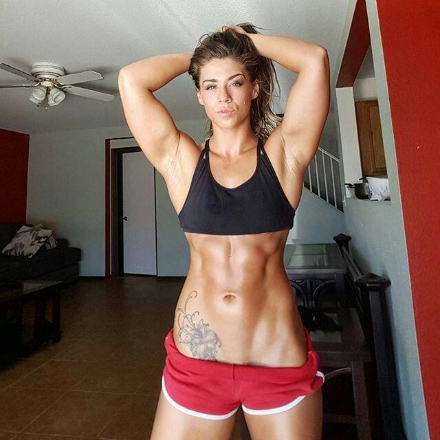 You can be slim yet fit and healthy with strong body