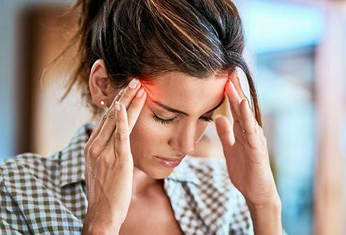 What works best for curing a migraine or a headache?