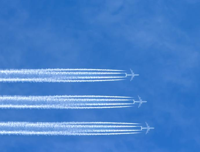 Has chemtrails been happening more in your area lately?
