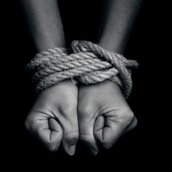 Have you ever known someone who is involved in human trafficking?