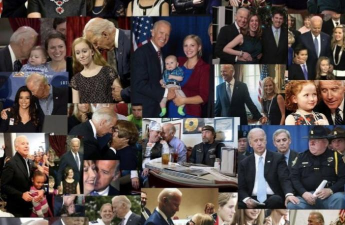 Joe Biden was accused of sexual assault this week. What are your thoughts?