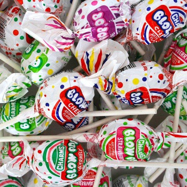 Can a person who is tryin to maintain or lose weight gain some weight from eating more than few blow lollipop?