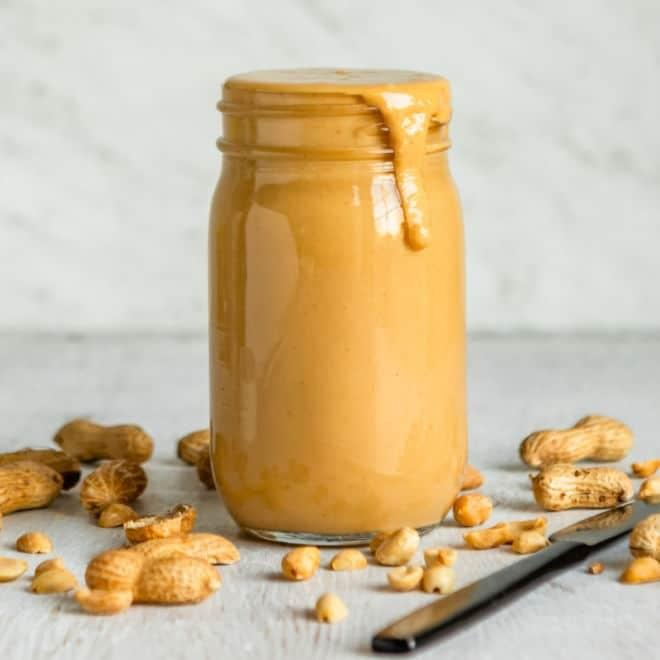 Do you consider peanut butter a healthy food?