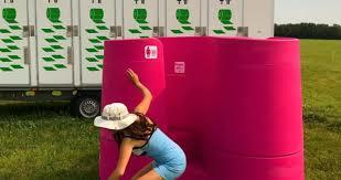 Would you use female urinals if they were placed outside or on the street?
