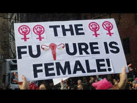 Is the future female, if so, what does that mean for guys, do guys have a future too?