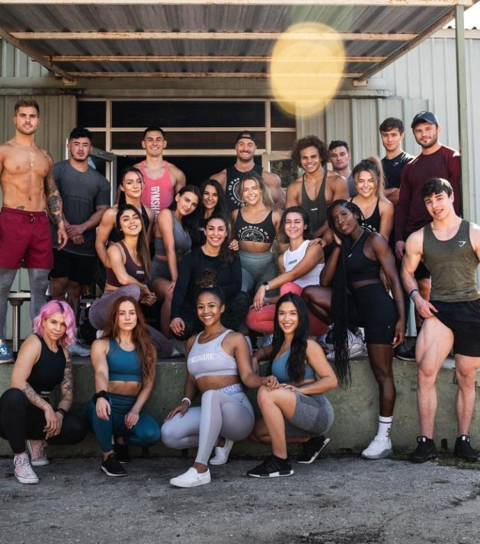 Are you attracted to gym men/women?